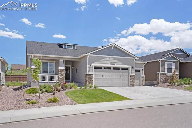 10886 Hidden Brook Circle, Colorado Springs, CO 80908 (#4221865) :: 8z Real Estate