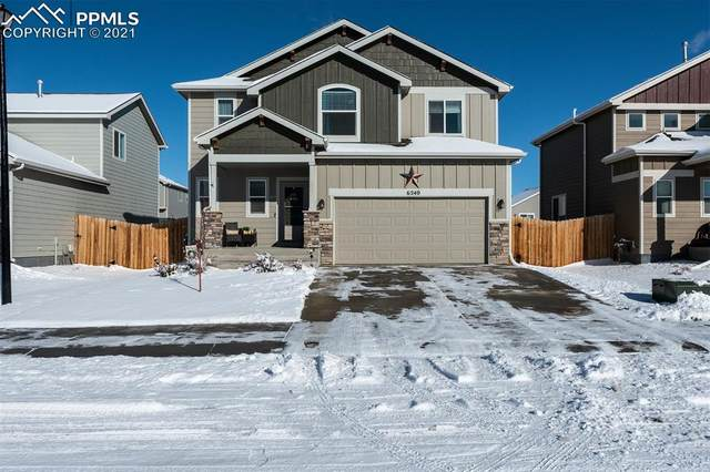 6240 Decker Drive, Colorado Springs, CO 80925 (#4223477) :: The Scott Futa Home Team