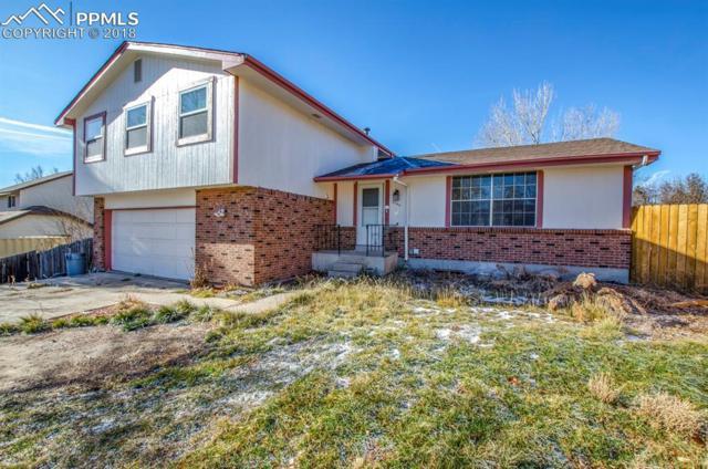 2740 Alteza Lane, Colorado Springs, CO 80917 (#4224890) :: The Kibler Group