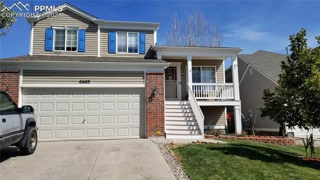 6603 Harvey Lane, Colorado Springs, CO 80923 (#4227089) :: Finch & Gable Real Estate Co.