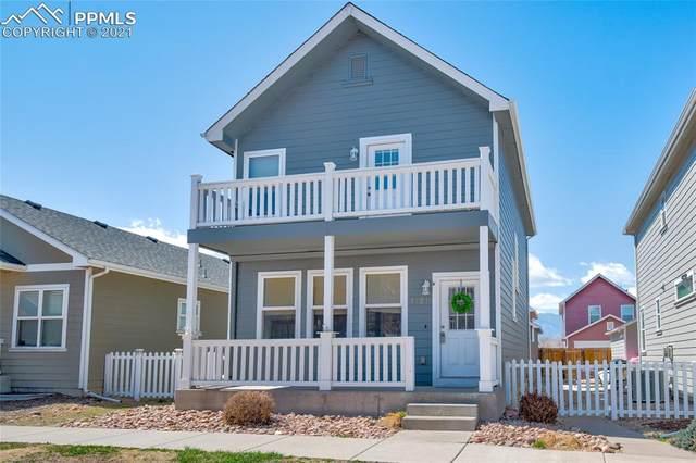 1424 Flycatcher Lane, Colorado Springs, CO 80916 (#4227706) :: Fisk Team, RE/MAX Properties, Inc.