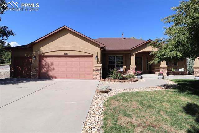 4904 Mount Union Court, Colorado Springs, CO 80918 (#4227725) :: The Kibler Group