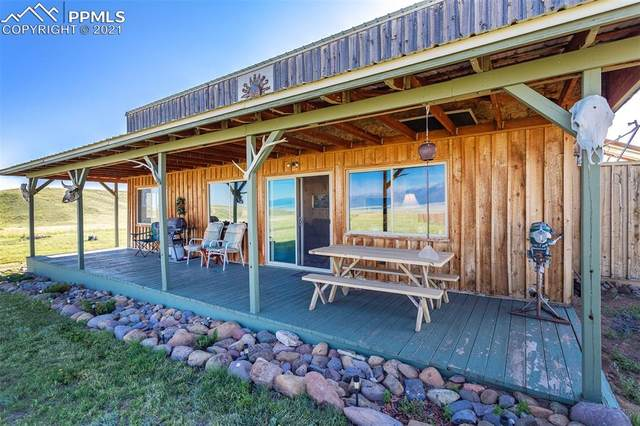 1455 Round Mountain Road, Westcliffe, CO 81252 (#4227999) :: Fisk Team, eXp Realty