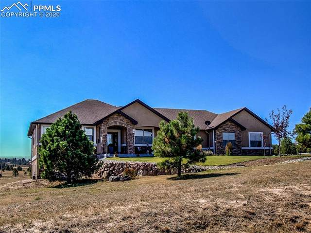17115 Gwilym Court, Monument, CO 80132 (#4228908) :: Action Team Realty