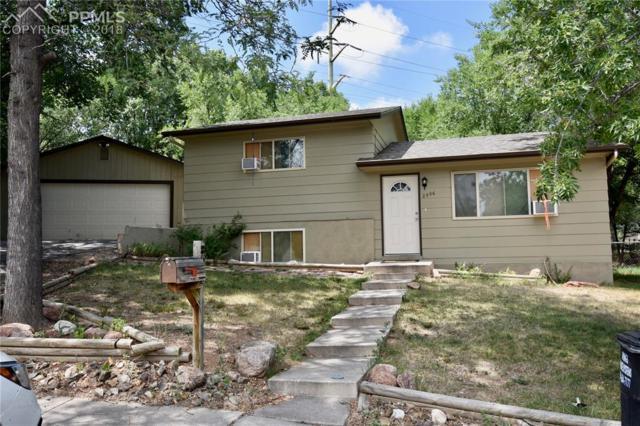 2556 Camelot Court, Colorado Springs, CO 80904 (#4229926) :: The Hunstiger Team