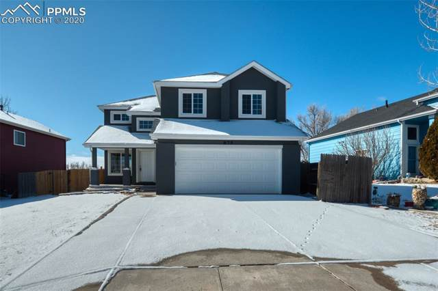 875 Legend Oak Drive, Fountain, CO 80817 (#4230279) :: Action Team Realty