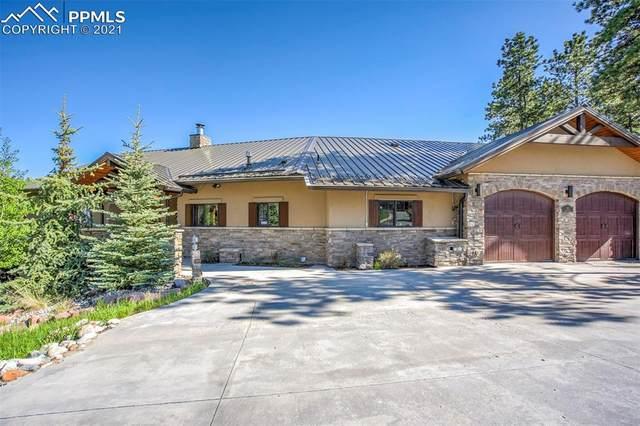 795 Skyline Drive, Woodland Park, CO 80863 (#4230843) :: Dream Big Home Team | Keller Williams