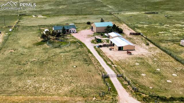 9710 Heritage Park Trail, Peyton, CO 80831 (#4231107) :: The Treasure Davis Team | eXp Realty