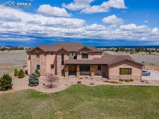 1260 E Rim Road, Franktown, CO 80116 (#4232223) :: Action Team Realty