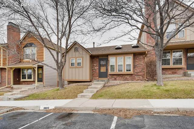 6820 Overland Drive, Colorado Springs, CO 80919 (#4237033) :: Finch & Gable Real Estate Co.