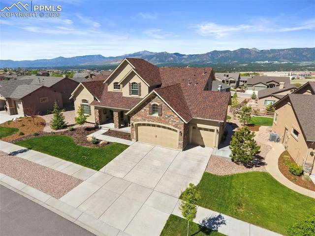 13076 Fisheye Drive, Colorado Springs, CO 80921 (#4238993) :: The Daniels Team