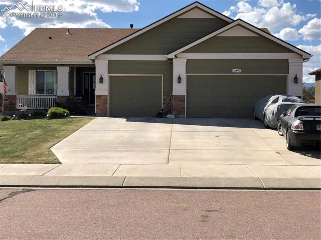 10490 Mile Post Loop, Fountain, CO 80817 (#4239518) :: Action Team Realty