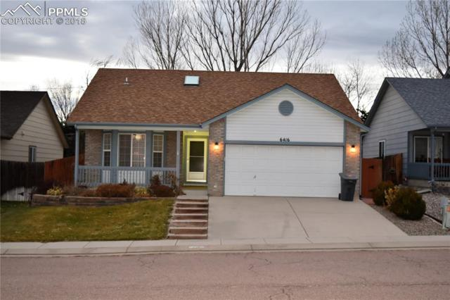 6416 Gossamer Street, Colorado Springs, CO 80911 (#4241387) :: Harling Real Estate