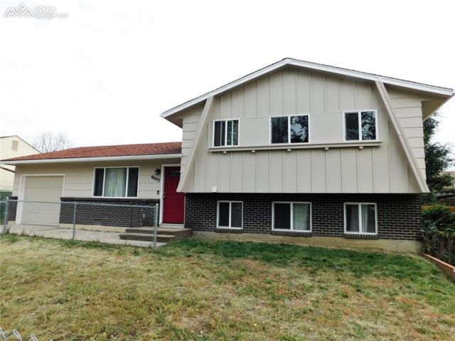 4607 Frost Drive, Colorado Springs, CO 80916 (#4241964) :: 8z Real Estate