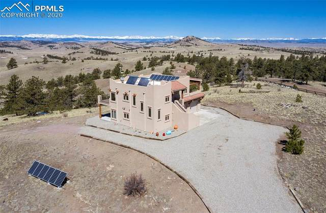 1376 Wolfe Drive, Hartsel, CO 80449 (#4244617) :: CC Signature Group
