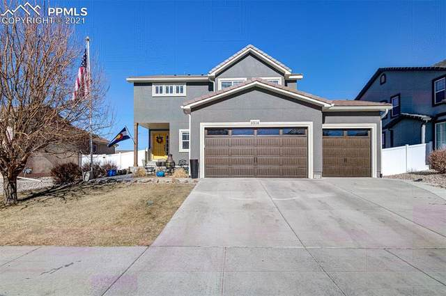 9514 Castle Oaks Drive, Fountain, CO 80817 (#4245431) :: The Scott Futa Home Team
