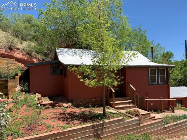 107 Pinon Lane, Manitou Springs, CO 80829 (#4247401) :: The Kibler Group