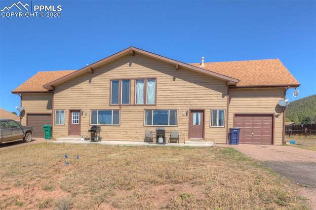 440 Forest Edge Circle A & B, Woodland Park, CO 80863 (#4248674) :: 8z Real Estate