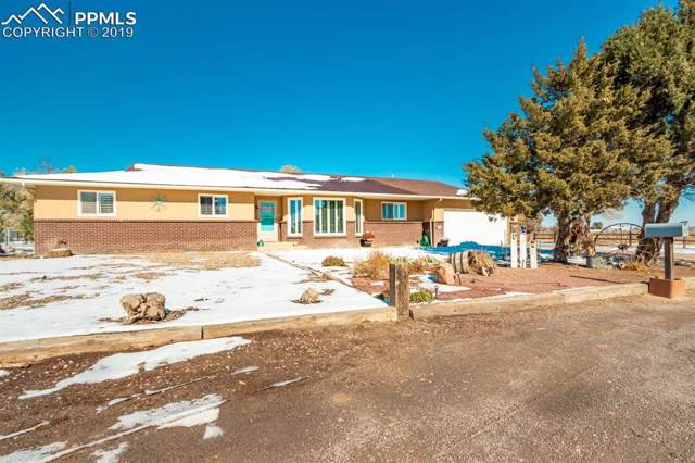 1003 W Camino Al Cielo Drive, Pueblo West, CO 81007 (#4249515) :: Action Team Realty