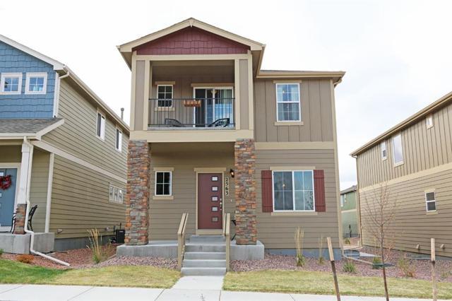 2563 Dorset Drive, Colorado Springs, CO 80910 (#4251433) :: Jason Daniels & Associates at RE/MAX Millennium