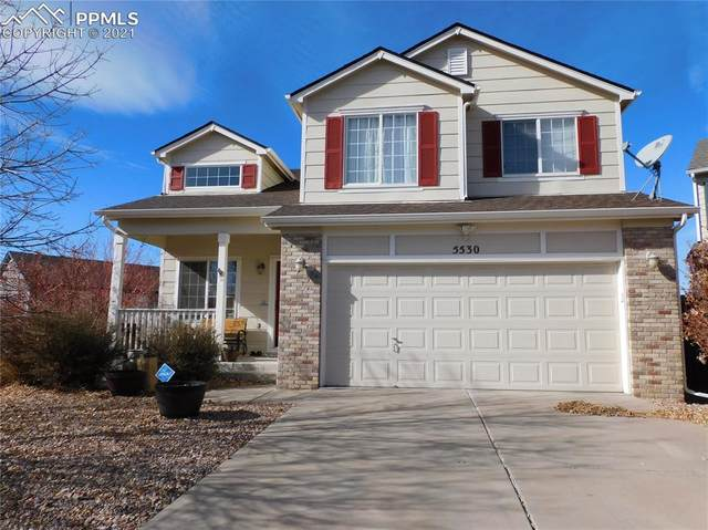 5530 City Vista Drive, Colorado Springs, CO 80917 (#4252085) :: Re/Max Structure