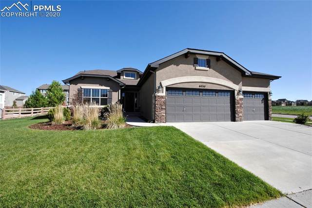 6050 Thurber Drive, Colorado Springs, CO 80924 (#4253216) :: The Daniels Team