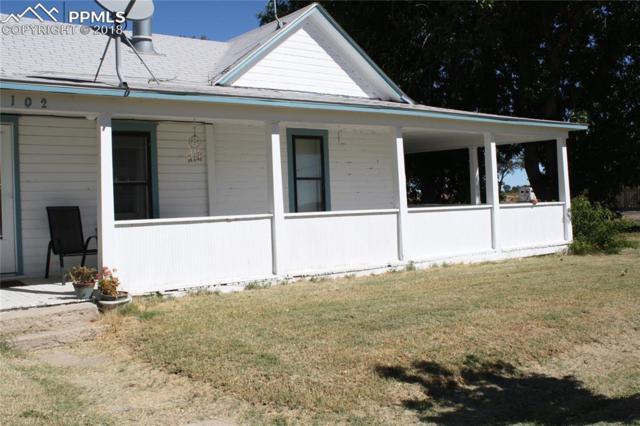 102 Railroad Avenue, Cheraw, CO 81030 (#4253696) :: The Peak Properties Group