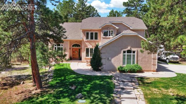 18240 Archers Drive, Monument, CO 80132 (#4257961) :: Jason Daniels & Associates at RE/MAX Millennium
