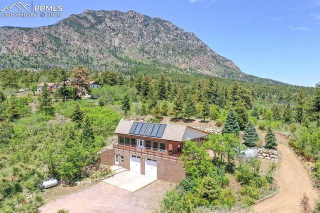 7720 Pine Oaks Lane, Colorado Springs, CO 80926 (#4260067) :: The Kibler Group