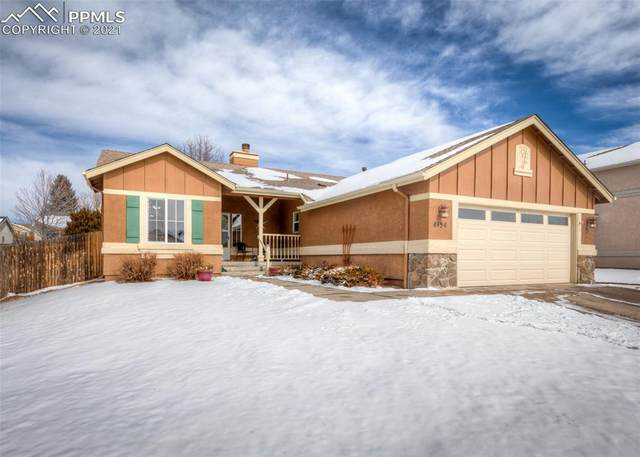 4154 Coolwater Drive, Colorado Springs, CO 80916 (#4260371) :: The Dixon Group