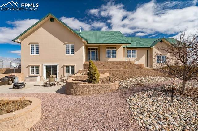 22970 Murphy Road, Calhan, CO 80808 (#4261545) :: Fisk Team, RE/MAX Properties, Inc.