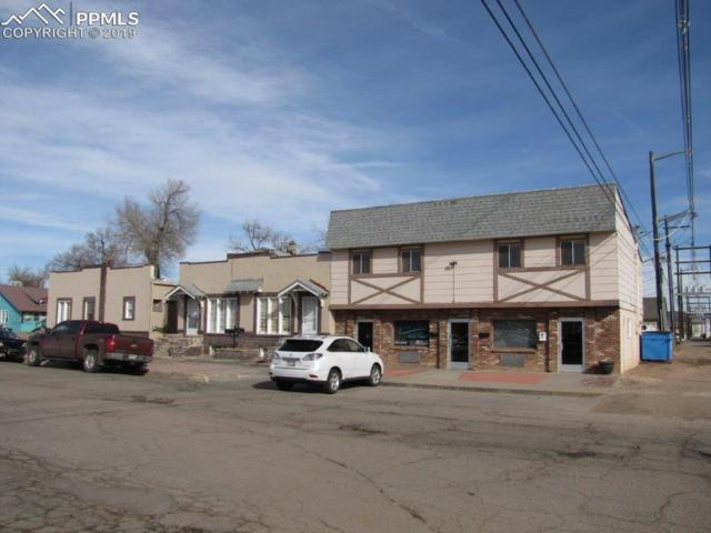 106/108 S 11th Street, Canon City, CO 81212 (#4263216) :: The Treasure Davis Team
