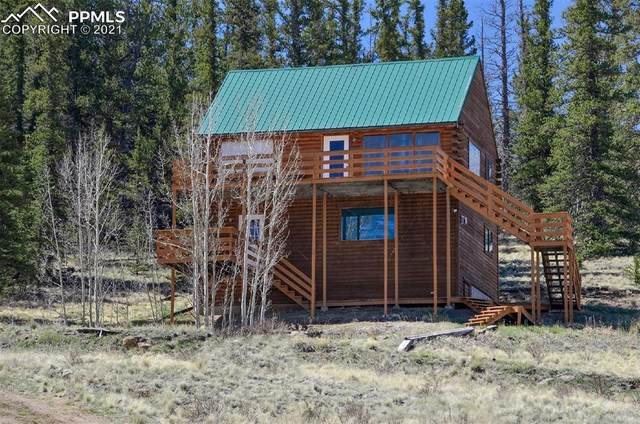 2456 Longbow Drive, Como, CO 80432 (#4265021) :: Action Team Realty