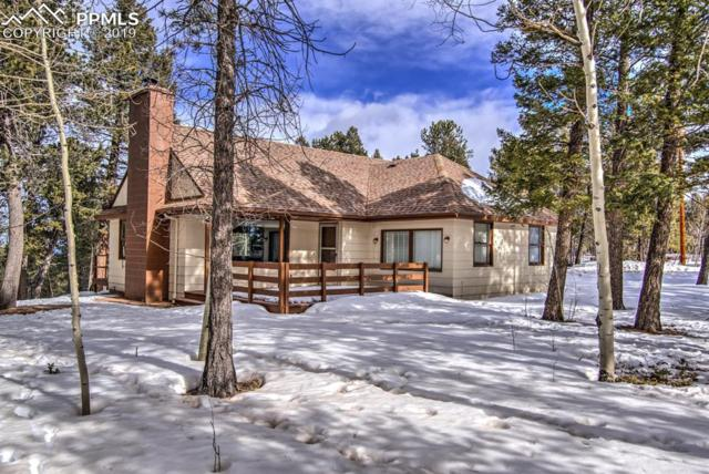 123 Park View Drive, Woodland Park, CO 80863 (#4269802) :: The Peak Properties Group