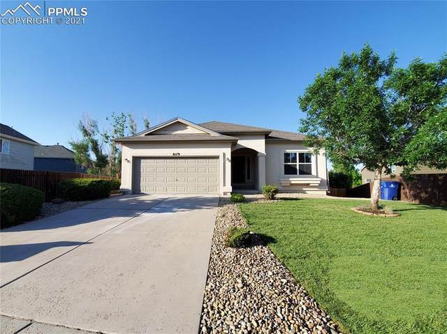 8179 Meadowcrest Drive, Fountain, CO 80817 (#4273782) :: The Kibler Group