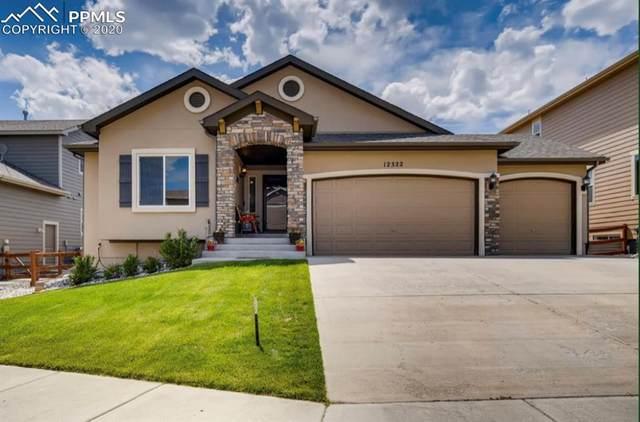 12322 Bandon Drive, Colorado Springs, CO 80921 (#4273937) :: 8z Real Estate