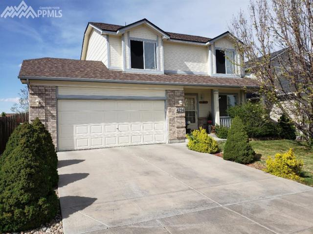4294 Pioneer Creek Drive, Colorado Springs, CO 80922 (#4274340) :: The Peak Properties Group
