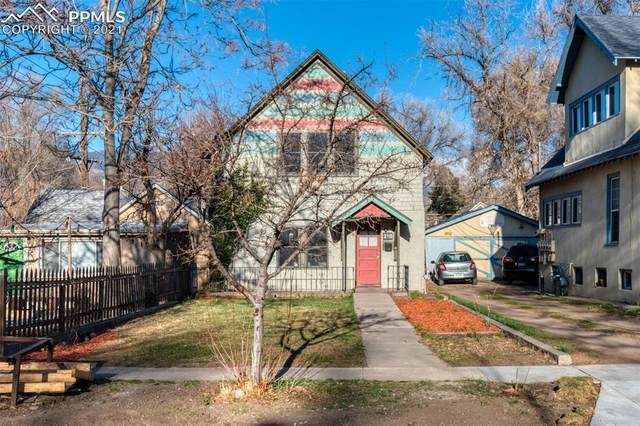 218 N Prospect Street, Colorado Springs, CO 80903 (#4274949) :: The Daniels Team