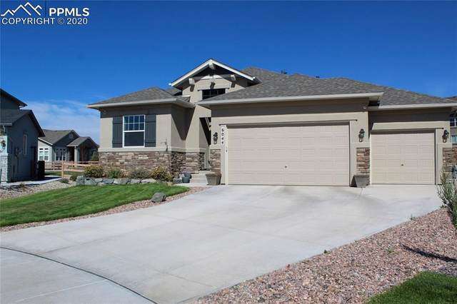 6044 Griffin Drive, Colorado Springs, CO 80924 (#4277016) :: Tommy Daly Home Team