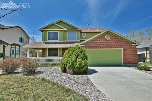 5974 Treeledge Drive, Colorado Springs, CO 80918 (#4278839) :: The Hunstiger Team