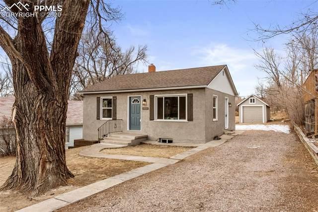 718 E Vermijo Avenue, Colorado Springs, CO 80903 (#4279314) :: The Dixon Group