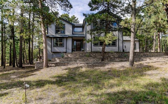 3370 Pinehurst Circle, Colorado Springs, CO 80908 (#4284205) :: Jason Daniels & Associates at RE/MAX Millennium