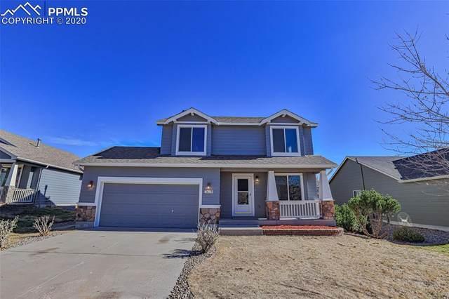 3679 Spitfire Drive, Colorado Springs, CO 80911 (#4284576) :: CC Signature Group
