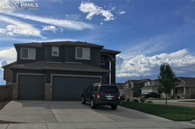 6410 Stingray Lane, Colorado Springs, CO 80925 (#4287500) :: The Kibler Group