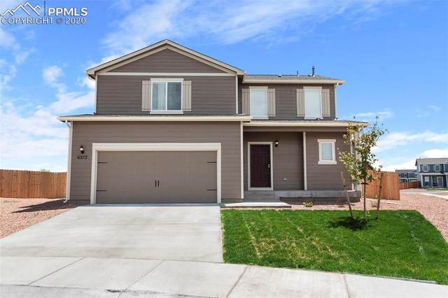 6273 Cider Mill Place, Colorado Springs, CO 80925 (#4288895) :: The Kibler Group
