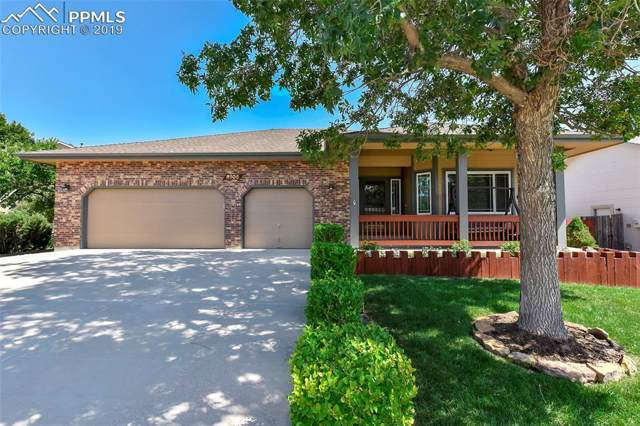 8105 Old Exchange Drive, Colorado Springs, CO 80920 (#4289133) :: CC Signature Group