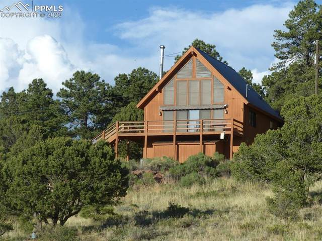 TBD Knickerbocker Road, Silver Cliff, CO 81252 (#4295138) :: Tommy Daly Home Team
