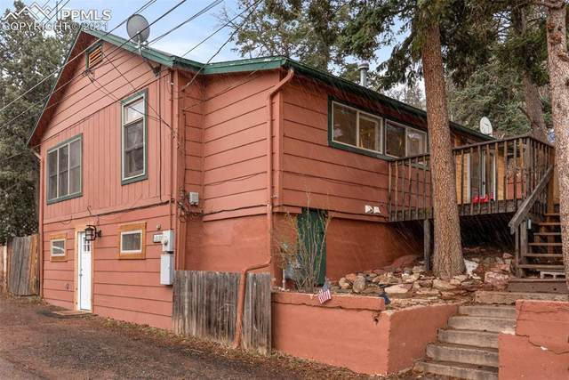 917 Midland Avenue, Manitou Springs, CO 80829 (#4295407) :: Action Team Realty