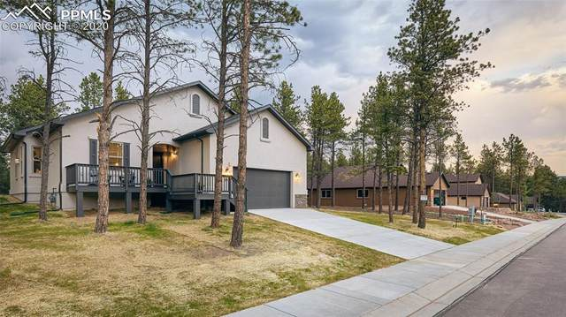 1330 Firestone Drive, Woodland Park, CO 80863 (#4295496) :: Action Team Realty