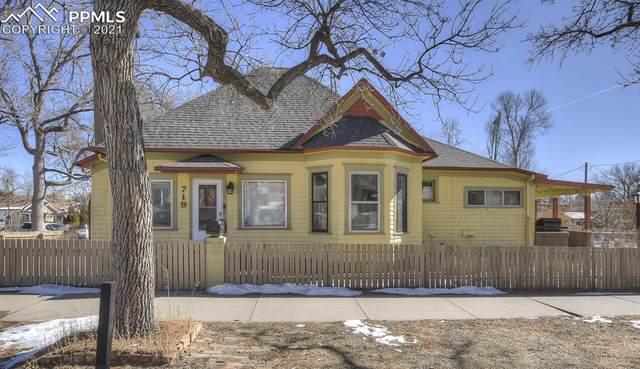 719 N Spruce Street, Colorado Springs, CO 80905 (#4300191) :: 8z Real Estate